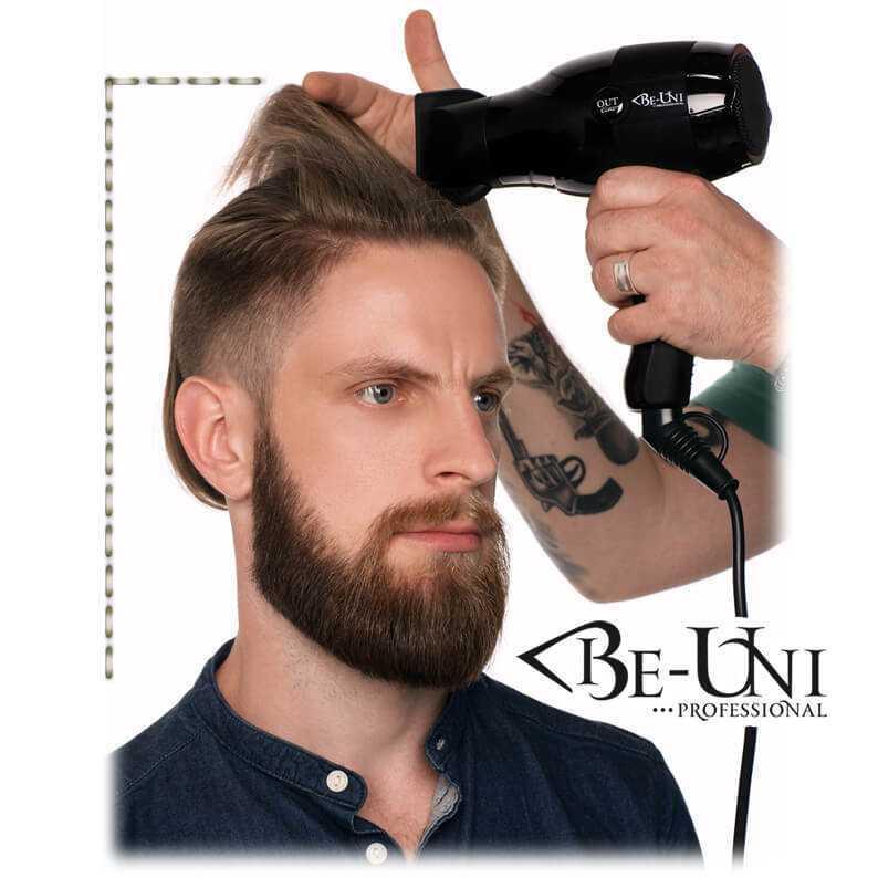 Профессиональный фен Be-Uni