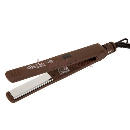 Титановый утюжок для волос Be-Uni V131 Iron Brown